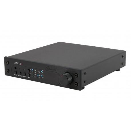 Benchmark DAC3 L - Black