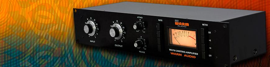 Achetez les produits Warm Audio