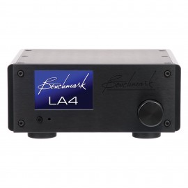 Benchmark  LA4 Black / TC Line Amplifier