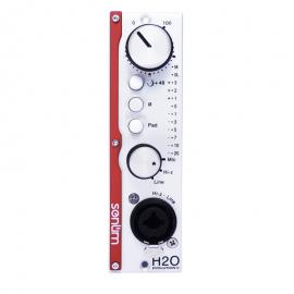 Sonum H2O  Pré-ampli format 500
